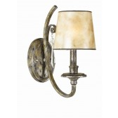 Quoizel QZ/KENDRA1 Kendra 1 - Light Wall Light