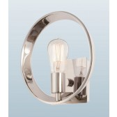 Quoizel QZ/THEATERROW1IS Uptowntr 1 - Light Wall Light