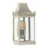 Elstead REGENTS PARK PN Regents Park Wall Lantern Polished Nickel