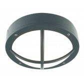 Norlys RONDANE 18W GRA Rondane Wall Light 18W Graphite