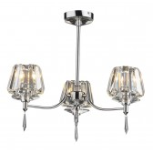 Selina Ceiling light - 3 Light Semi Flush