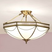 Interiors1900 Russel Large Short Pendant