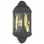 Tenby Wall Light - Black