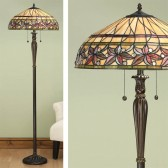 Interiors1900 Ashtead Floor Lamp