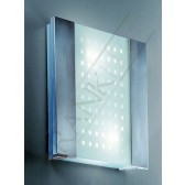 Franklite WB259EL Wall Light Square 355mm EL38
