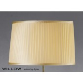 Diyas Willow Cream 40cmShade