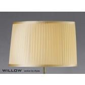 Diyas Willow Cream 40cmShade