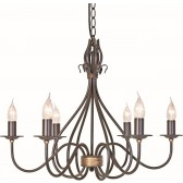 Elstead WM6 Windermere 6 - Light Chandelier