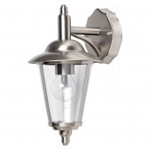 Stainless Steel Outdoor Down Lantern