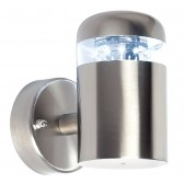 Stainless Steel White LED Wall Light