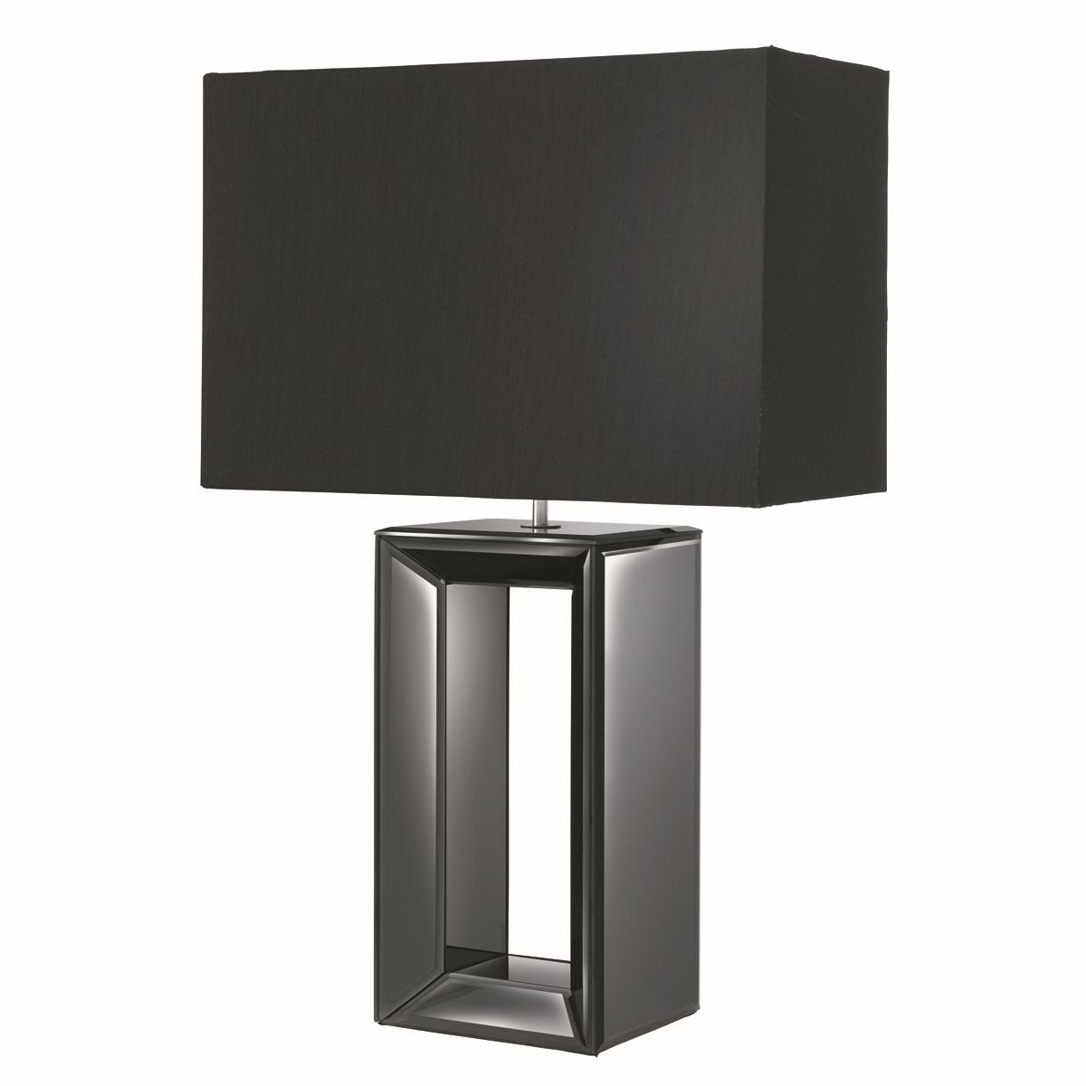 Reflection Table Lamp Tall Black