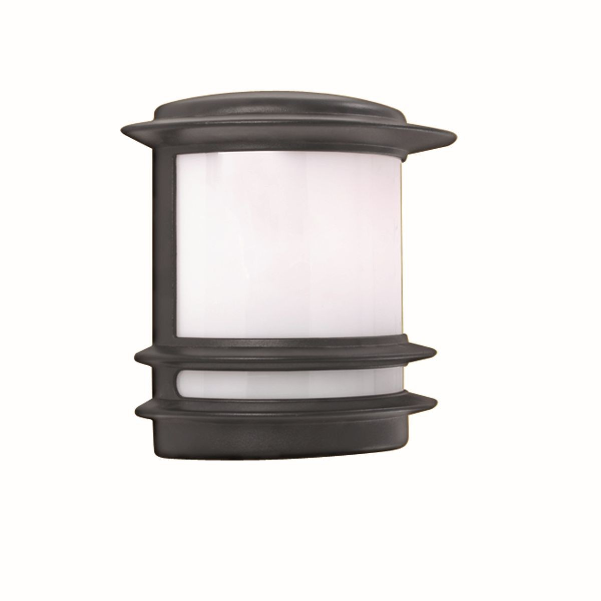 Traditional Nautical Black Ip44 Outdoor Garden Bollard: IP44 Outdoor Bollard Post Lamp