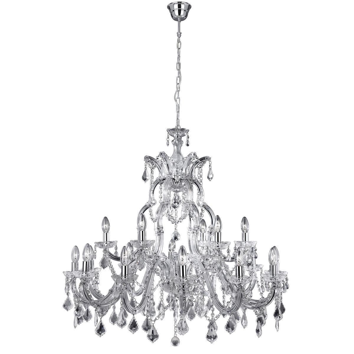 Marie Therese Crystal Chandelier 18 Light