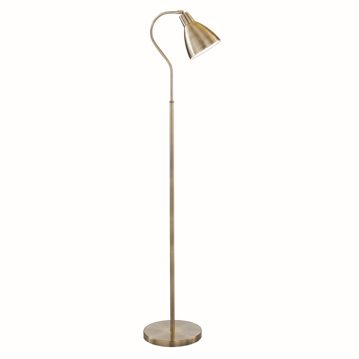Brass Floor Lamp Amazon: Traditional Floor Lamp
