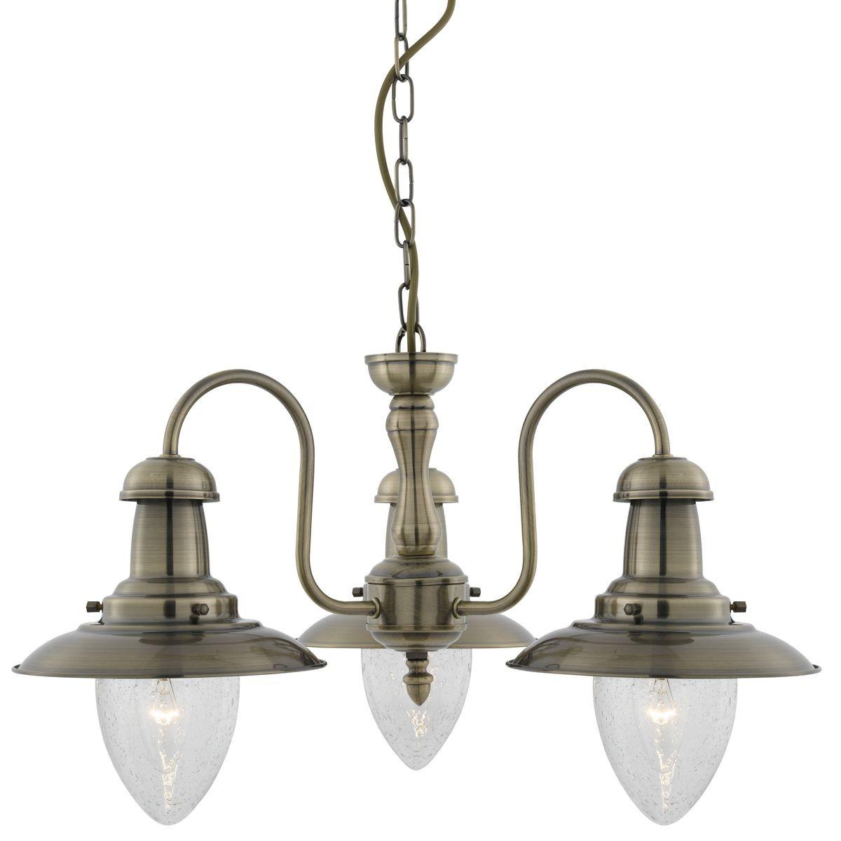 Fisherman Lantern Ceiling Light