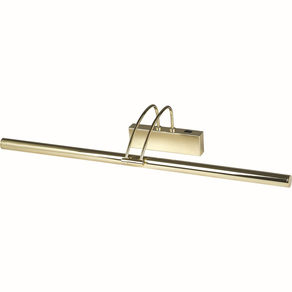Cullen Wall Light Polished Brass : Picture Light Wall Lamp - 1 Light, Polished Brass (Switched)