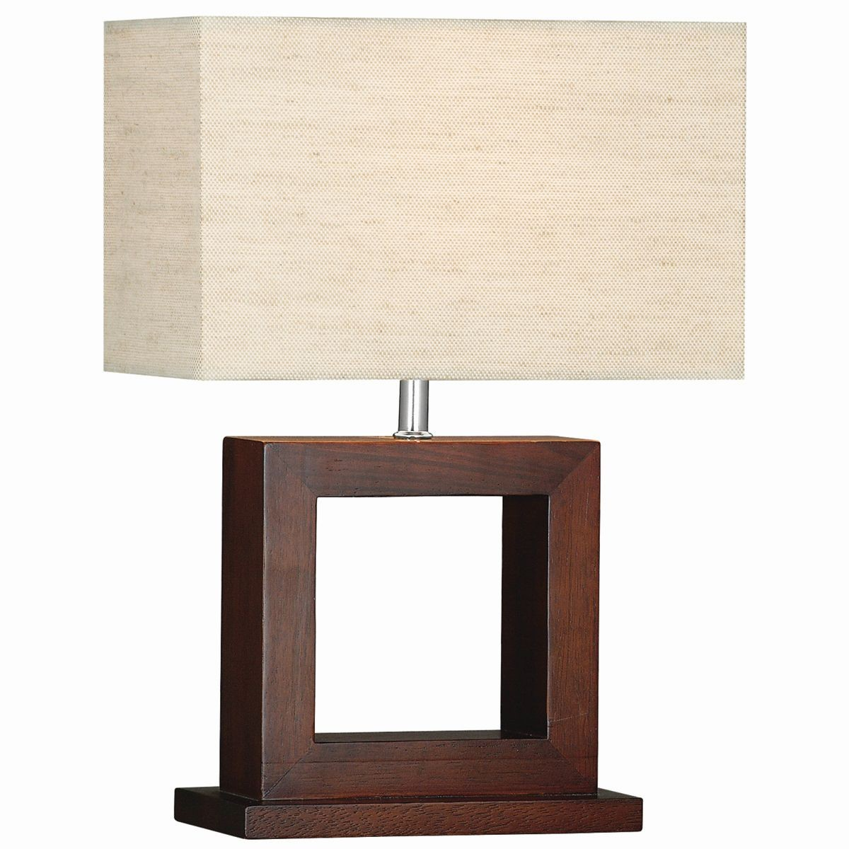 Cosmopolitan Table Lamp Solid Wood