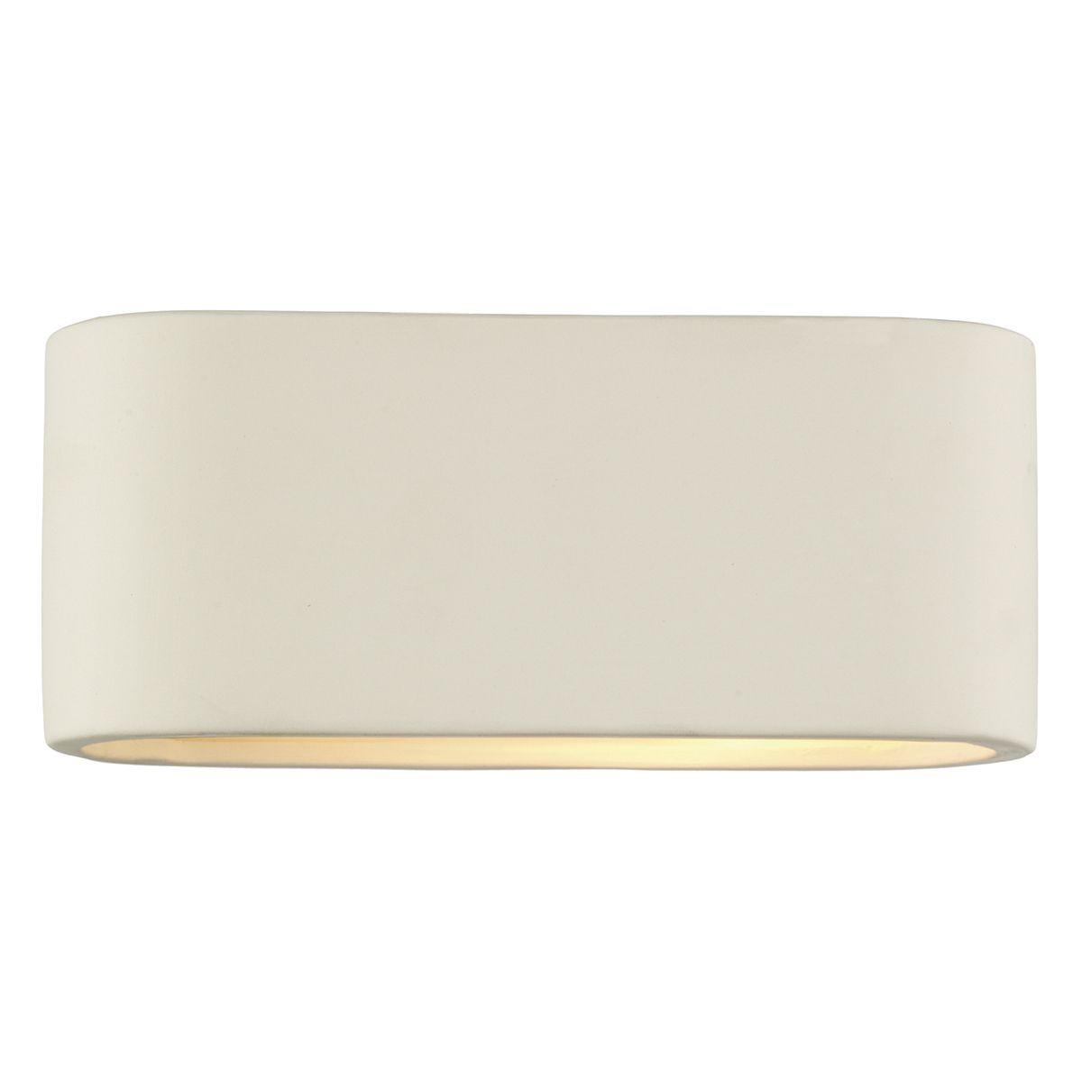 Small Solar Wall Lights : Axton Ceramic Wall Light - Small