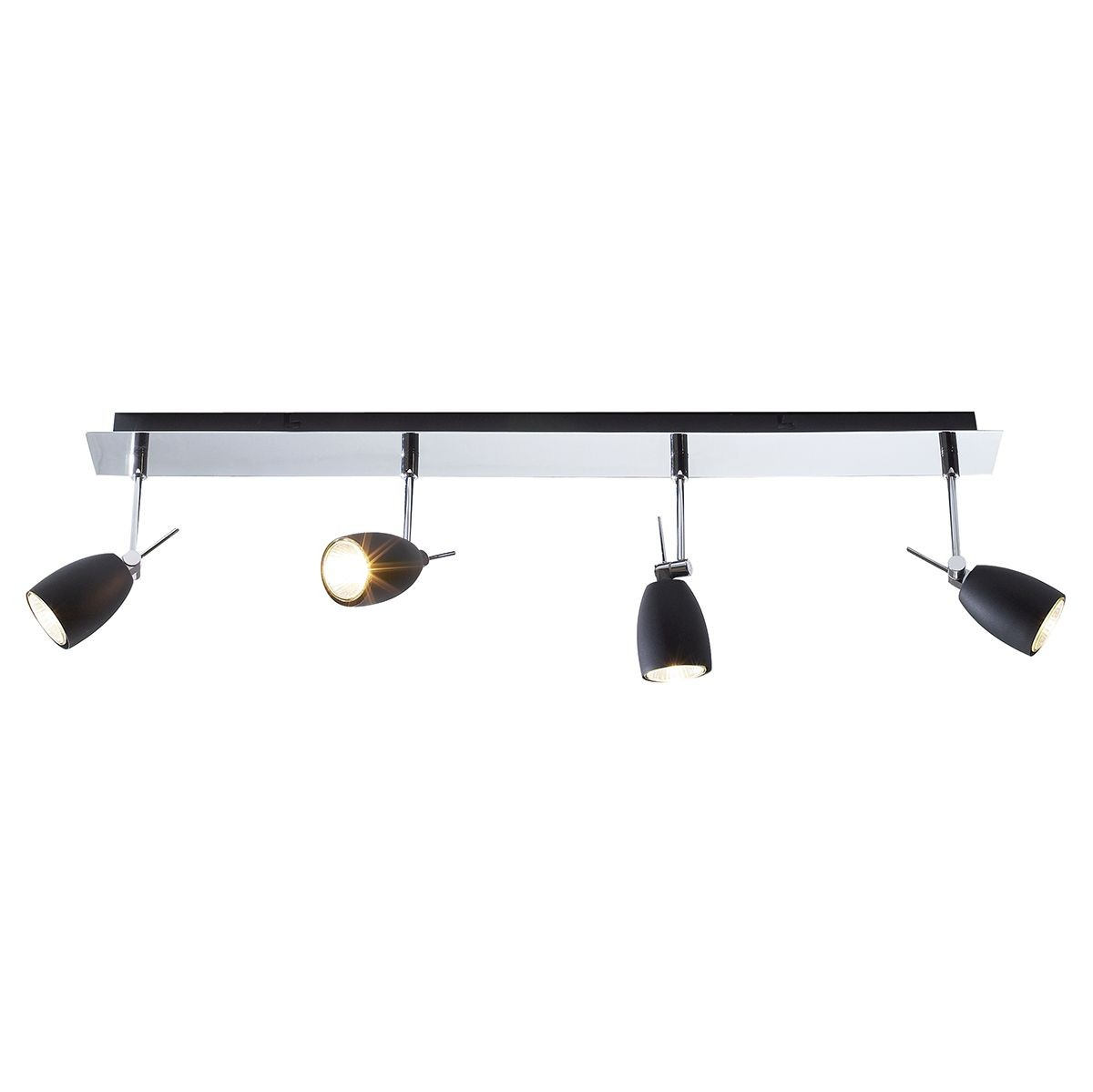 Black Track Lighting Kitchen: Empire Ceiling Light