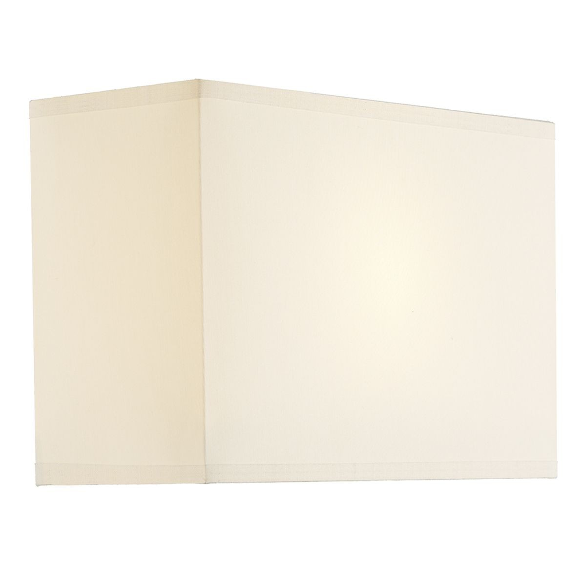 Cream Wall Lamp Shades : Piza Wall Light Shade - Cream