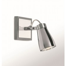 Astro Lighting Alaska Interior Spotlight - 1 Light, Polished Chrome