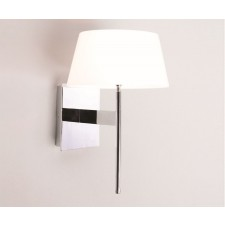 Astro Lighting Carolina Wall Light - 1 Light, Polished Chrome