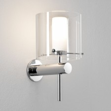 Astro Lighting Arezzo Wall Light - 1 Light, Polished Chrome