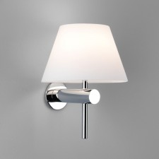 Astro Lighting Roma Wall Light - 1 Light, Polished Chrome