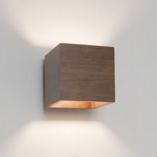 Astro Lighting Cremona Wall Light - 1 Light, Walnut