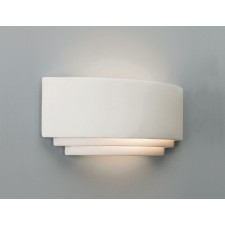 Astro Lighting Amalfi Wall Light - 1 Light, White