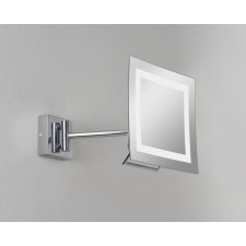 Astro Lighting Niro Plus Magnifying Mirror - 1 Light, Polished Chrome