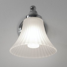 Astro Lighting Nena Wall Light - 1 Light, Polished Chrome
