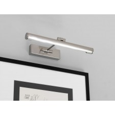 Astro Lighting Goya 365 Picture Light - 1 Light, Brushed Nickel