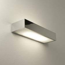 Astro Lighting Tallin 300 Wall Light - 1 Light, Polished Chrome
