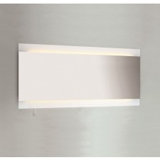 Astro Lighting Fuji Wide 1250 Illuminated Bathroom Mirror - 2 Light, Mirror