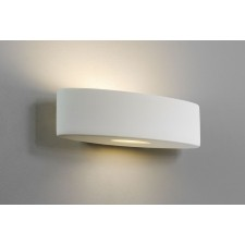 Astro Lighting Ovaro Wall Light - 1 Light, White