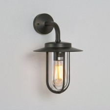 Astro Lighting Montparnasse Outdoor Wall Light - 1 Light, Bronze