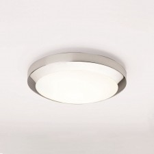 Astro Lighting Dakota 300 Ceiling Light - 1 Light, Polished Chrome