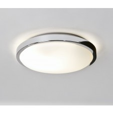 Astro Lighting Denia Ceiling Light - 2 Light, Polished Chrome