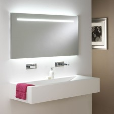 Astro Lighting Flair 1250 Illuminated Mirror - 2 Light, mirror