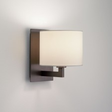 Astro Lighting Olan Wall Light - 1 Light, Bronze