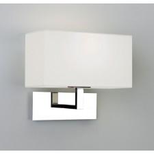 Astro Lighting Park Lane Wall Light - 1-Light, Polished Nickel