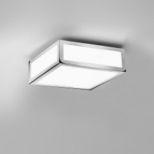 Astro Lighting Mashiko 200 Ceiling Light - 1 Light, Polished Chrome