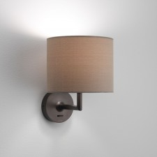 Astro Lighting Appa Wall Light -1 Light, Bronze