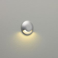 Astro Lighting Beam One Exterior Wall Light - 1 Light, Painted Silver