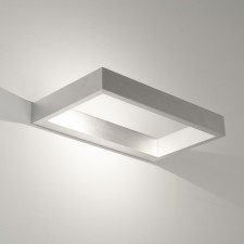 Astro Lighting D- Light Wall Light -1 Light, Anodised Aluminium