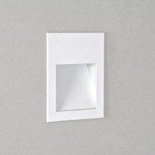 Astro Lighting Borgo 90 Wall Light - 1 Light, White