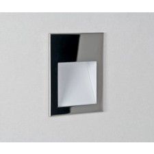 Astro Lighting Borgo 90 Wall Light - 1 Light, Polished Stainless Steel