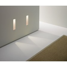 Astro Lighting Borgo Trimless 35 Wall Light - 1 Light, White
