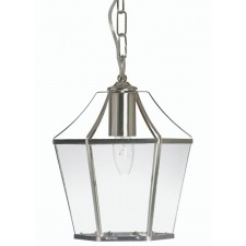 Dulverton Lantern Light Antique Chrome